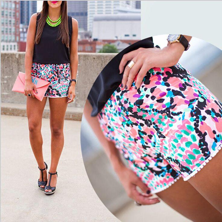 Brand Cheap Clothes China Shorts Women Casual Summer Style Short Femme Feminino Roupas Feminina Fashion Pantalones Cortos Mujer                                                                                                                                                                                 Más
