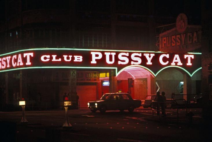Pussycat Club, Hong Kong, 1974 - Greg Girard.