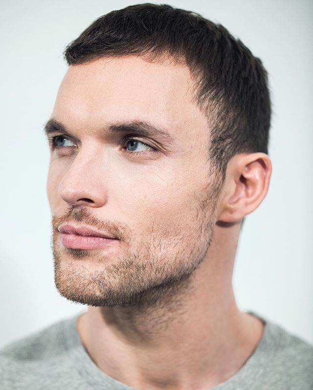 Question: is it wise to try and stump @edskrein ('Ajax' in @deadpoolmovie) on Marvel trivia? Answer (and more from Ed) on Esquire soon. : @benritterphoto for Esquire #deadpool #deadpoolmovie #edskrein
