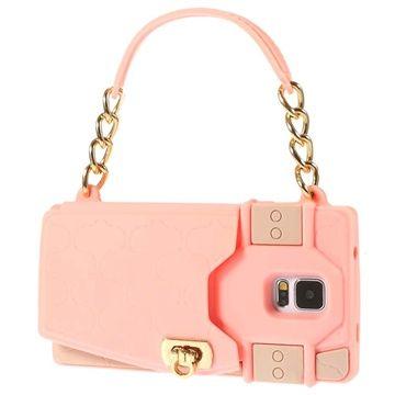 Handbag Style silikoncover til Samsung Galaxy S5
