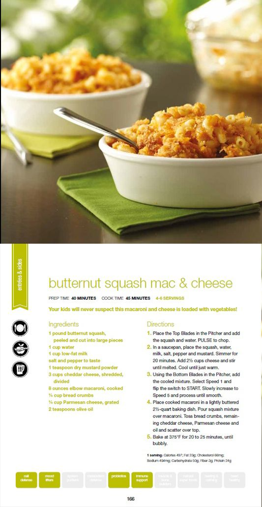 14 best dinner recipes images on pinterest cooking recipes ninja try our delicious and healthy butternut squash mac cheese using the ninja ultima forumfinder Gallery