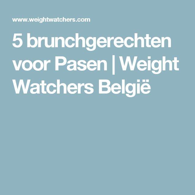 5 brunchgerechten voor Pasen | Weight Watchers België