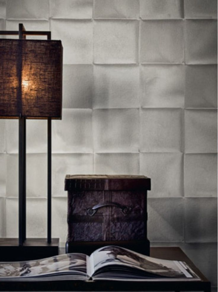 White Buffer Wallpaper is unpasted and has 20.9 inches pattern repeat. Collection name: Caravaggio