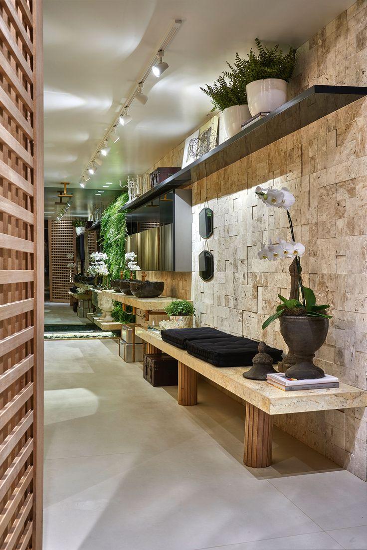 Banheiro Sensorial - Arquitetos Fabíola Fleury Naoum e Wilker Godoi