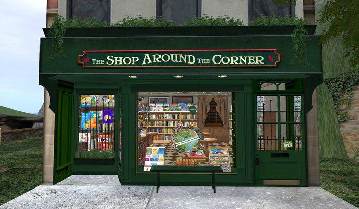 The Shop Around The Corner (boxed)