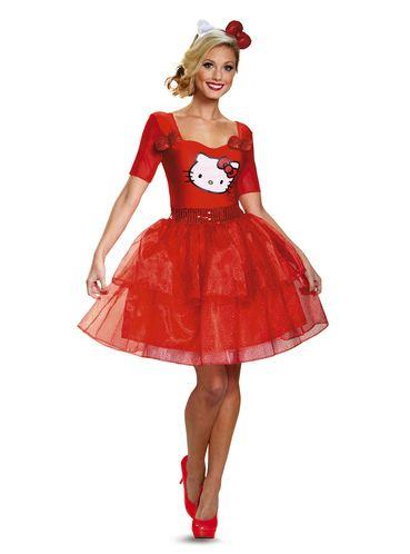 Sexy traje de Hello Kitty