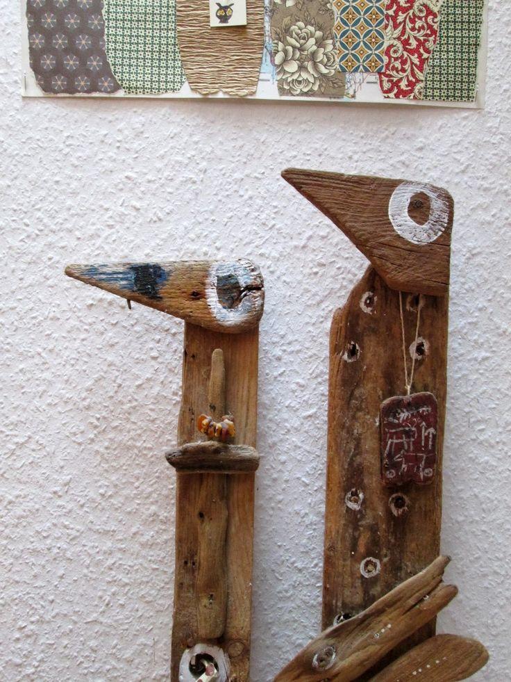 Mondiale di mano: Disegno Sfida: Driftwood / legni