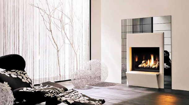 89 Best Gas Fireplaces amp Stoves Images On Pinterest