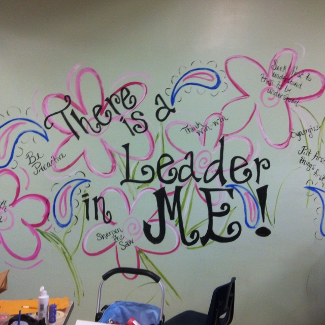 435 best images about leader in me on pinterest data for Educational mural