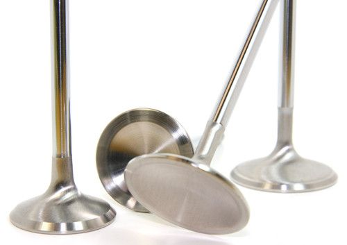 GSC Power-Division Stainless Steel Exhaust Valves 32mm Subaru Forester XT 04-13/Legacy GT 05-09/STI 04-17/WRX 02-14