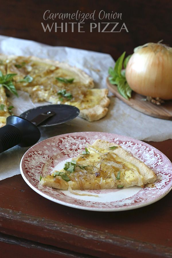 Check out Paleo Caramelized Onion White Pizza – Dairy-Free ...