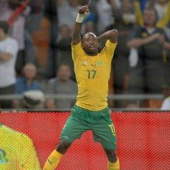 Bafana Bafana have beaten double European and world champions Spain in an international friendly at FNB Stadium.