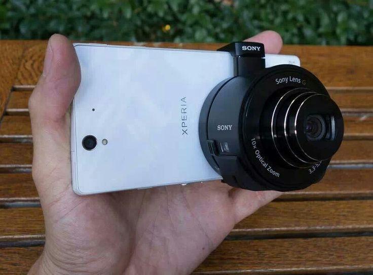 Sony QX-10