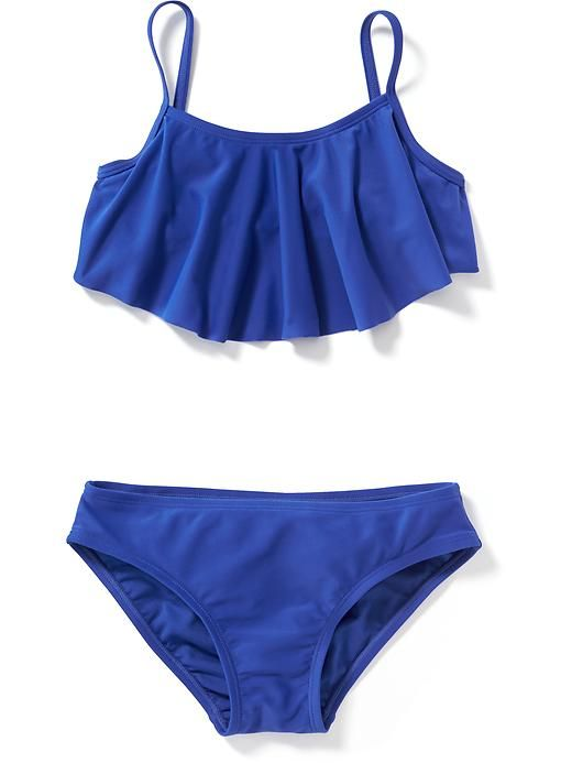 oh boy i really don't love bikinis so not sure if i'll ever wear this...but i love the color