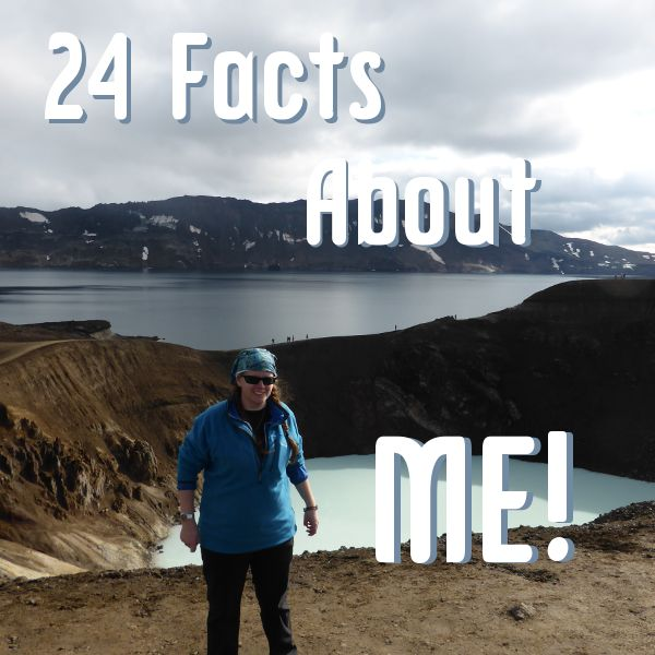 Today's blog is not about travel or adventures. It's about me, because I know you want to learn twenty-four random facts about me! In real life, I'm a business development administrator two days a week and a statistical researcher two other days. This means I know things like how many boats there are in the… More 24 facts about me!