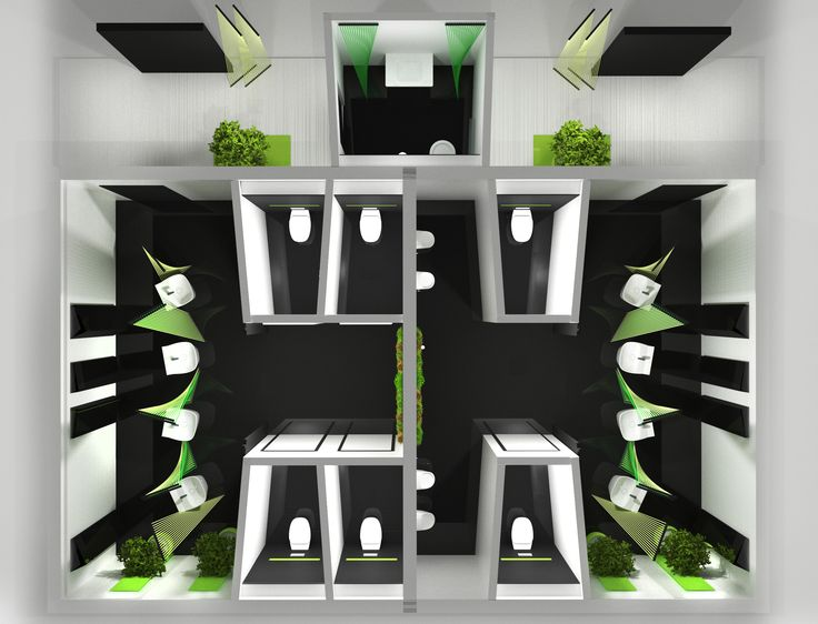 Office Bathroom Designs Fascinating 70 Best Office Bathroom Design Images On Pinterest  Office Design Inspiration
