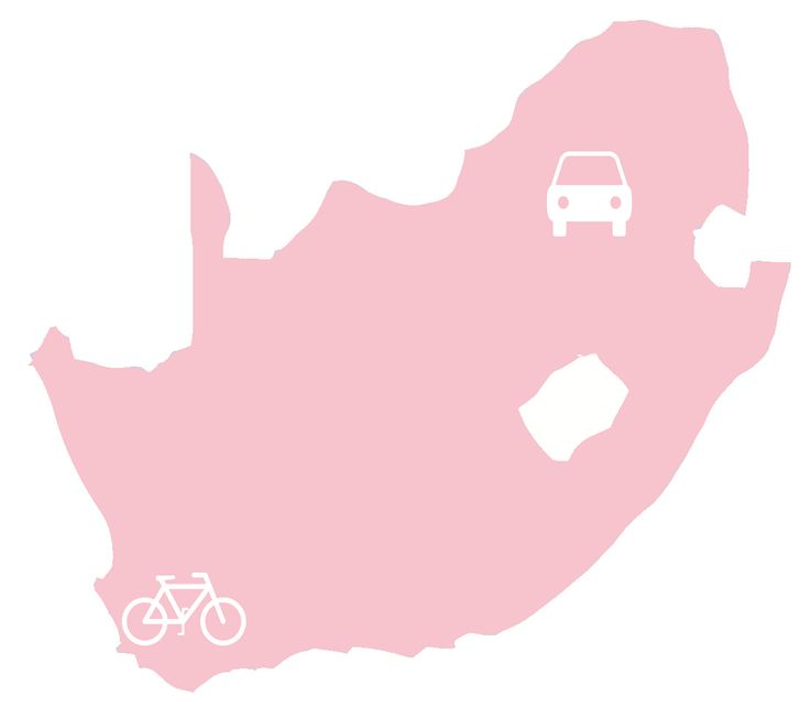 Travel to Cape Town + Review
