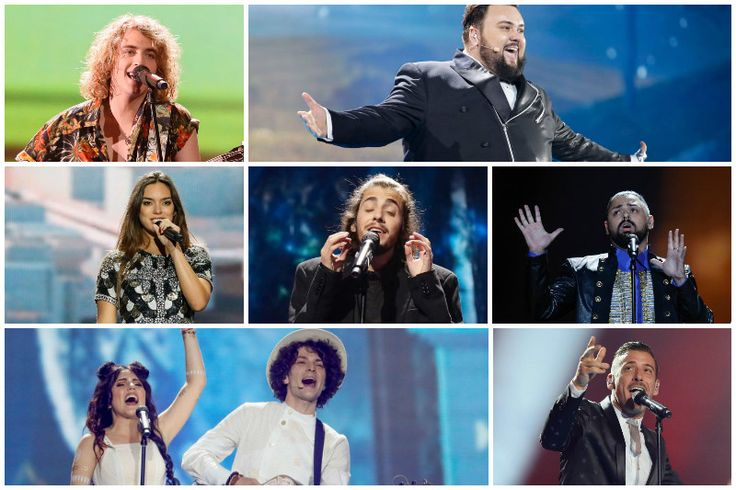 Seven non-English songs made it to the grand final of Eurovision 2017. But how did they perform? We take a look at how they placed.