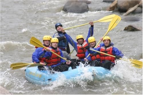 Clear Creek Rafting Co. - a whitewater rafting adventure will be the highlight of your vacation! They have something for everyone, from beginners trips frolicking through Colorado waters to thrilling rides through rapids for thrill-seekers! http://www.coloradodirectory.com/clearcreekrafting/
