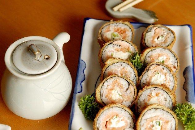 Sushi Hot Philadelphia (por Kikoni)