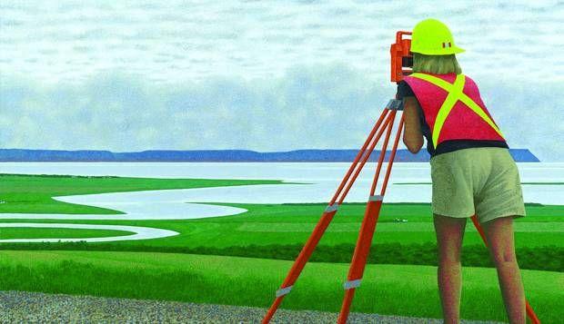 Alex Colville: Surveyor (Alex Colville/Art Gallery of Nova Scotia)