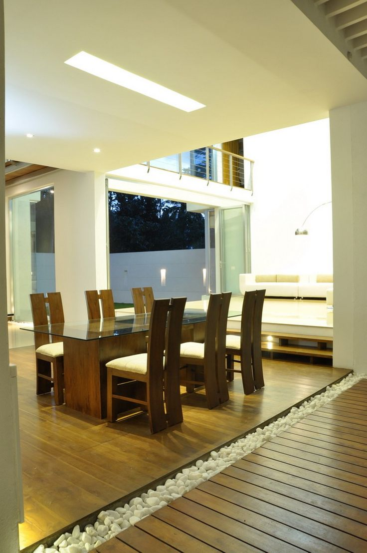 Contemporary family home in sri lanka paying tribute to for Modern house design sri lanka