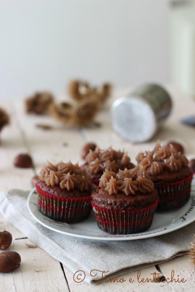 muffin castagne