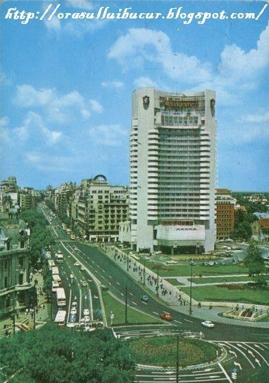 Orasul lui Bucur: Monumentul I.C.Bratianu