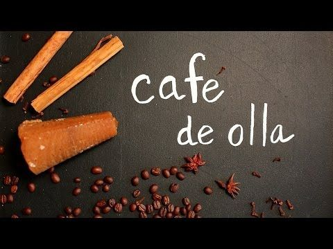 How to Make Cafe de Olla (Mexican Coffee) | Muy Bueno - 2 CLOVES , 1 ANISE STAR , 1 PILONCILLO,2 CINNAMON STICKS , 6 CUPS WATER, 6 TABLESPOONS ground coffee (not instant).Boiling and steeping: In a noncorrosive pan, combine water, the piloncillo, cinnamon ,cloves,Anise star. Bring slowly to a boil, stirring to melt the sugar (piloncillo ). Stir in the coffee, remove from the fire, cover and steep for 5 minutes. Straining: Strain the coffee through a fine-mesh sieve into cups or mugs .Enjoy!
