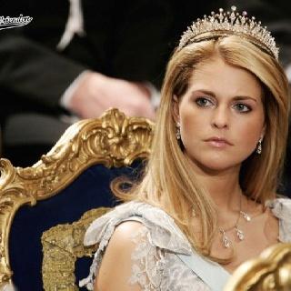 HRH princess Madeleine