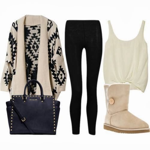 15 Oversized Cardigan Outfit Ideas