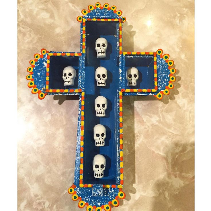 houseofguadalupe:  Tin cross  available in our Camden Lock store & online shop  (worldwide shipping)   http://houseofguadalupe.bigcartel.com/products  #mexican #folk  #art  #houseofguadalupe #mexicanfolkart  #camdenlock #camdenlockmarket #shopthelock