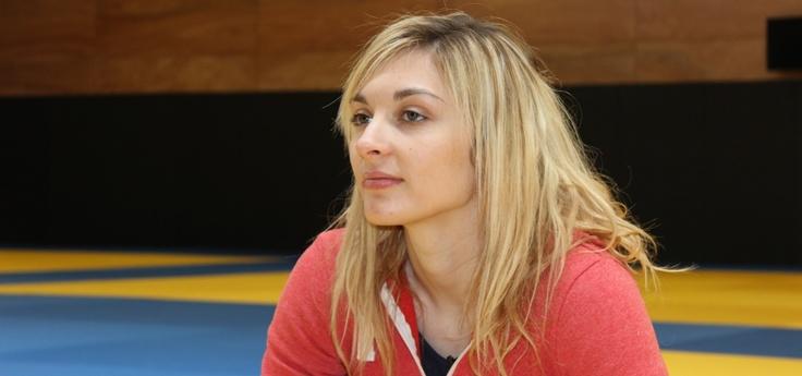 Automne Pavia #championne d'Europe de #judo !