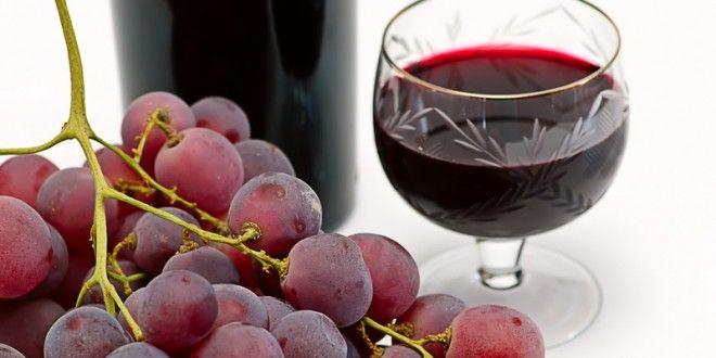 How to Make Homemade Grape Wine Recipe