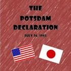 This packet comes with the Potsdam declaration and follow up questions.  The dropping of the atomic bombs on Hiroshima and Nagasaki remains among t...