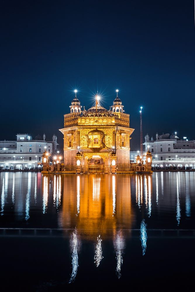Golden Temple by Manvir  Singh on 500px
