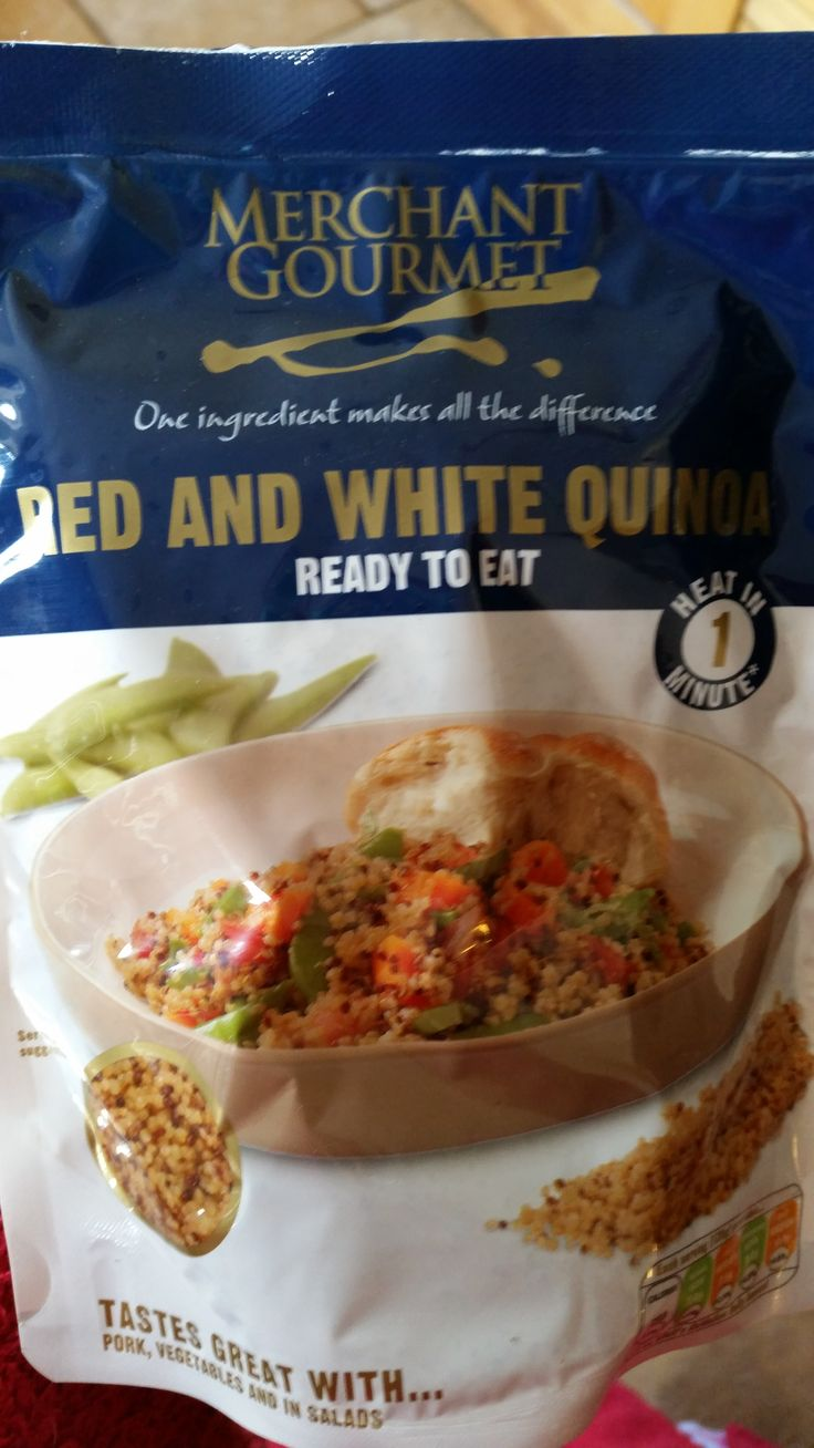 Quinoa, pronounced 'Keen-wa' (at least in the UK) is considered to be a fairly pretentious version of rice. However, it is nutty and flavourful, and proven to be much, much better for you than it's starchy cousin!