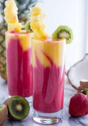 Худеем вкусно: фруктовые коктейли - Fit.uz - Фитнес клубы Ташкента, оздоровительные центры, тренажерные залы, салоны красоты