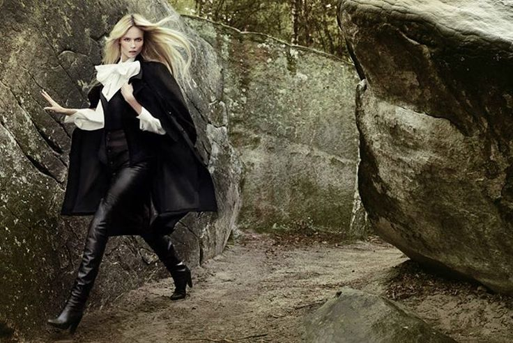 Photo: #CuneytAkeroglu Model: #NatashaPoly #fashion #fashionphoto