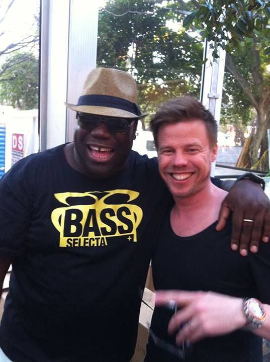 Ferry Corsten-Happy birthday Carl Cox!
