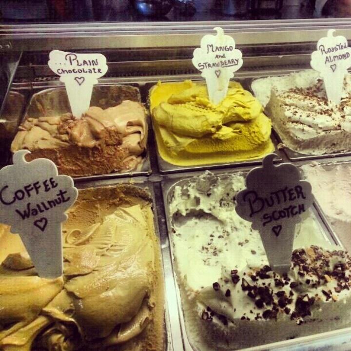 Eastern Food Bazaar ice cream