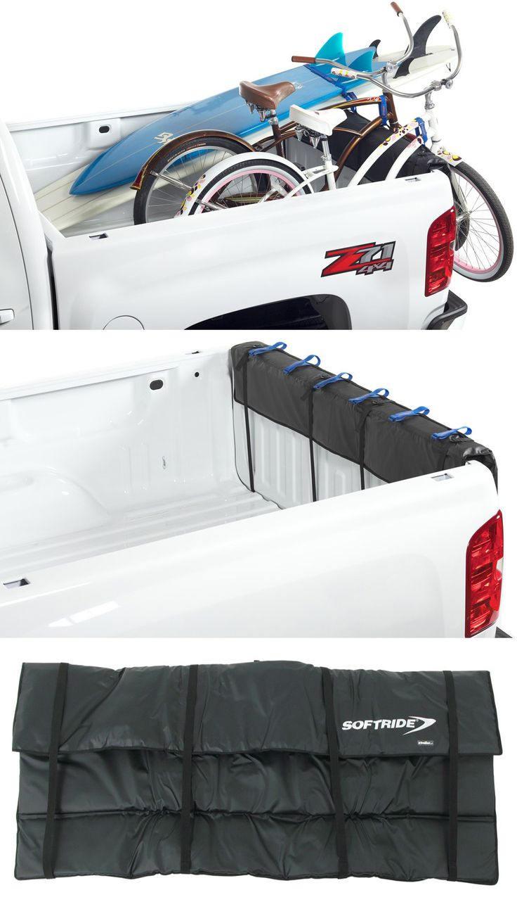 Heavy-duty, padded vinyl cover provides an easy way to carry up to 6 bikes! Great for short rides to the park for biking.
