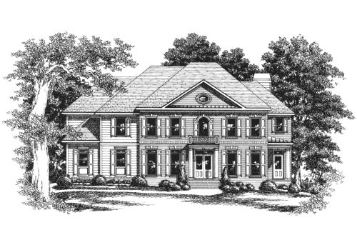 1000 images about colonial house plans on pinterest for Frank betz homes for sale