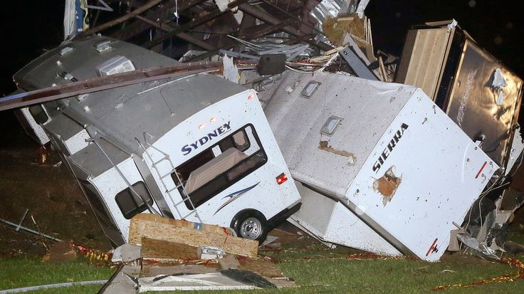 Storm Chaser Describes Long Night of Rescue After Arkansas Tornado