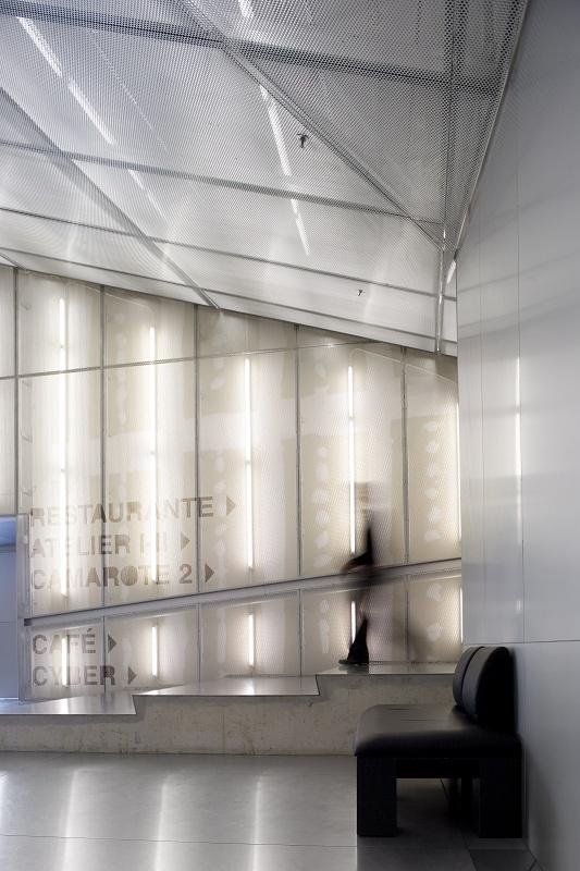 Atelier Daciano da Costa   Furniture . Casa da Música  Oporto, Pt  http://www.ultimasreportagens.com/58.php  © Fernando Guerra, FG+SG Architectural Photography
