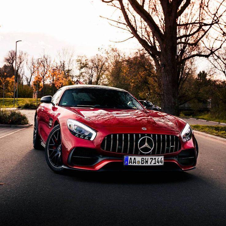 Mercedes-Benz AMG GT [S] (instagram @niclas_wilk)