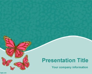 Butterflies Species PowerPoint Template is a free PowerPoint template for animal or insect presentations that you can free download if you are looking for butterfly design theme for PowerPoint