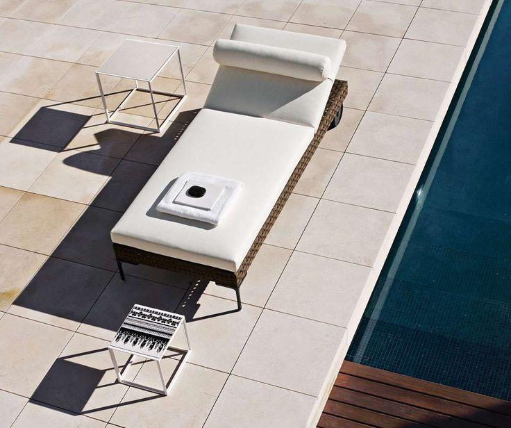 Все шезлонги Charles Outdoor Bu0026B Italia Outdoor   Design By Antonio Citterio