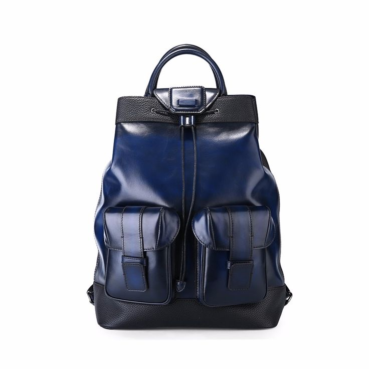 78 best handmade leather bag backpack images on Pinterest | Garden ...