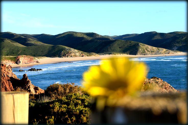 Bed and Breakfast Onda Vicentina Aljezur Portugal AMADO BEACH #Algarve #holidays #surf #goodlife #relax #ocean #swimming #nature #hiking #Amadobeach